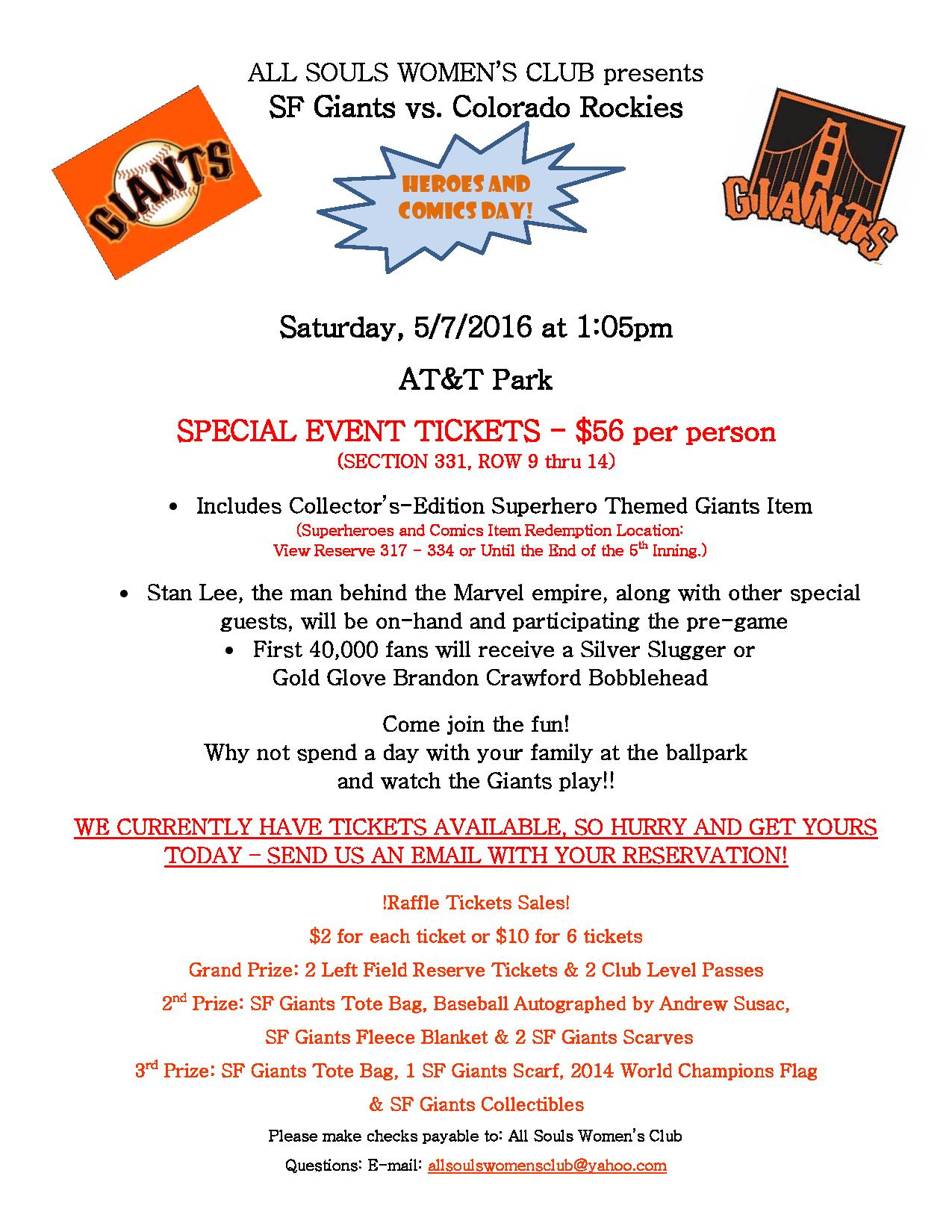 2016 SF Giants Fundraiser Flyer ASWC_03.3.16-page-001