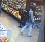 Robbery suspect wanted by DCPD