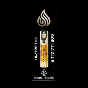 Clear710 Gorila glue