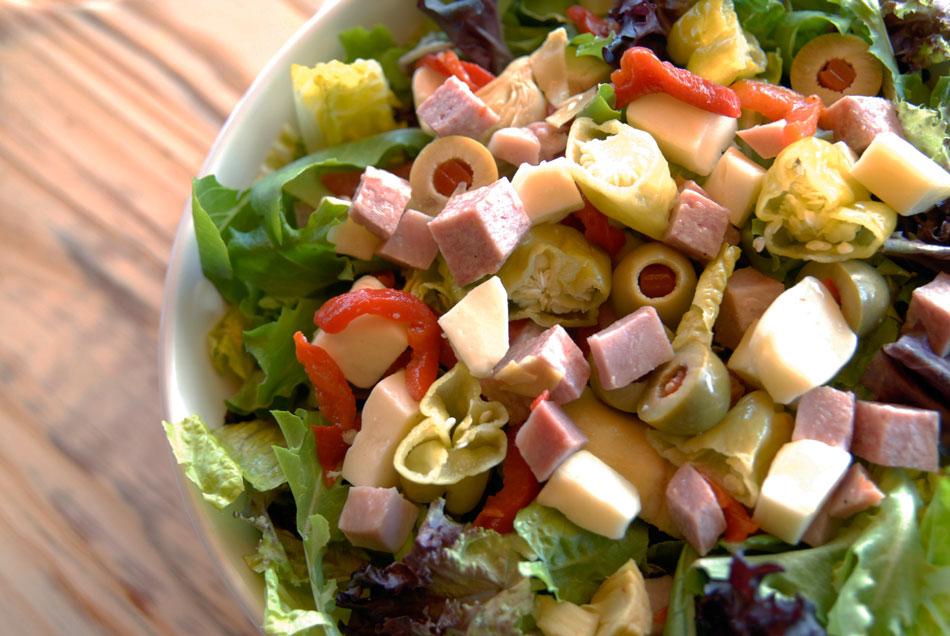 national salad month