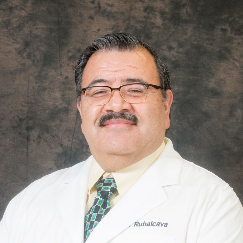 Dr Rubalcava