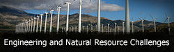 Engineering and Natural Resource Challenges