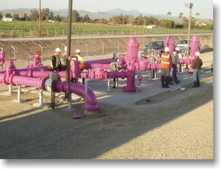 Nandina Recycled Water Pump Station Modifications