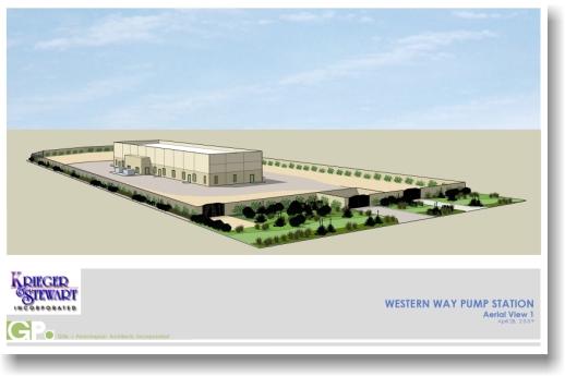 Western Way Pump Station