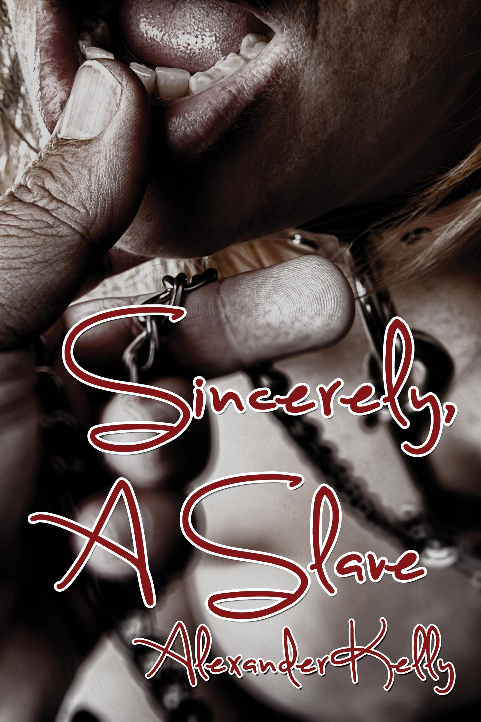 Sincerely, A Slave – ebook