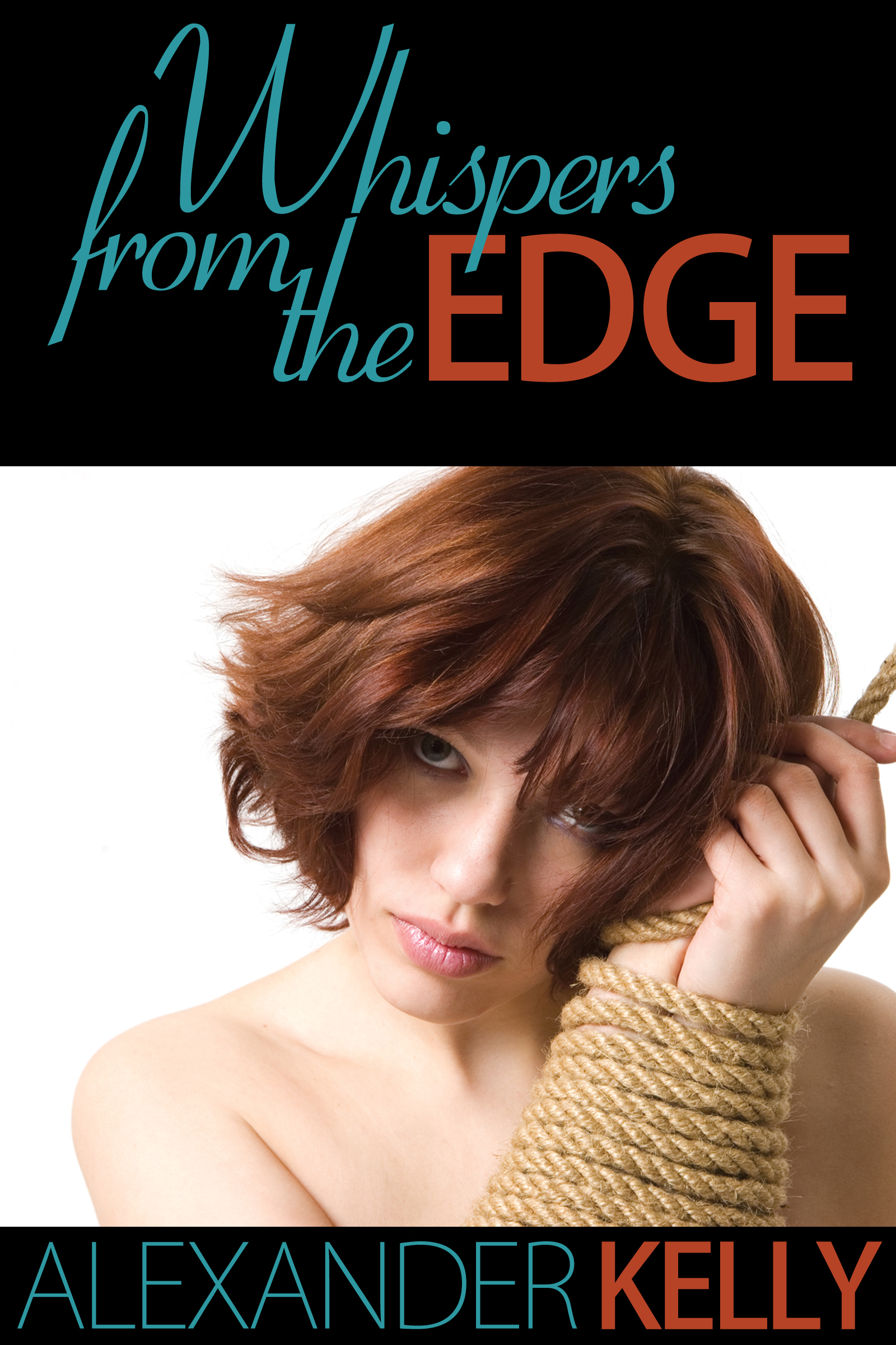 Whispers From The Edge – ebook