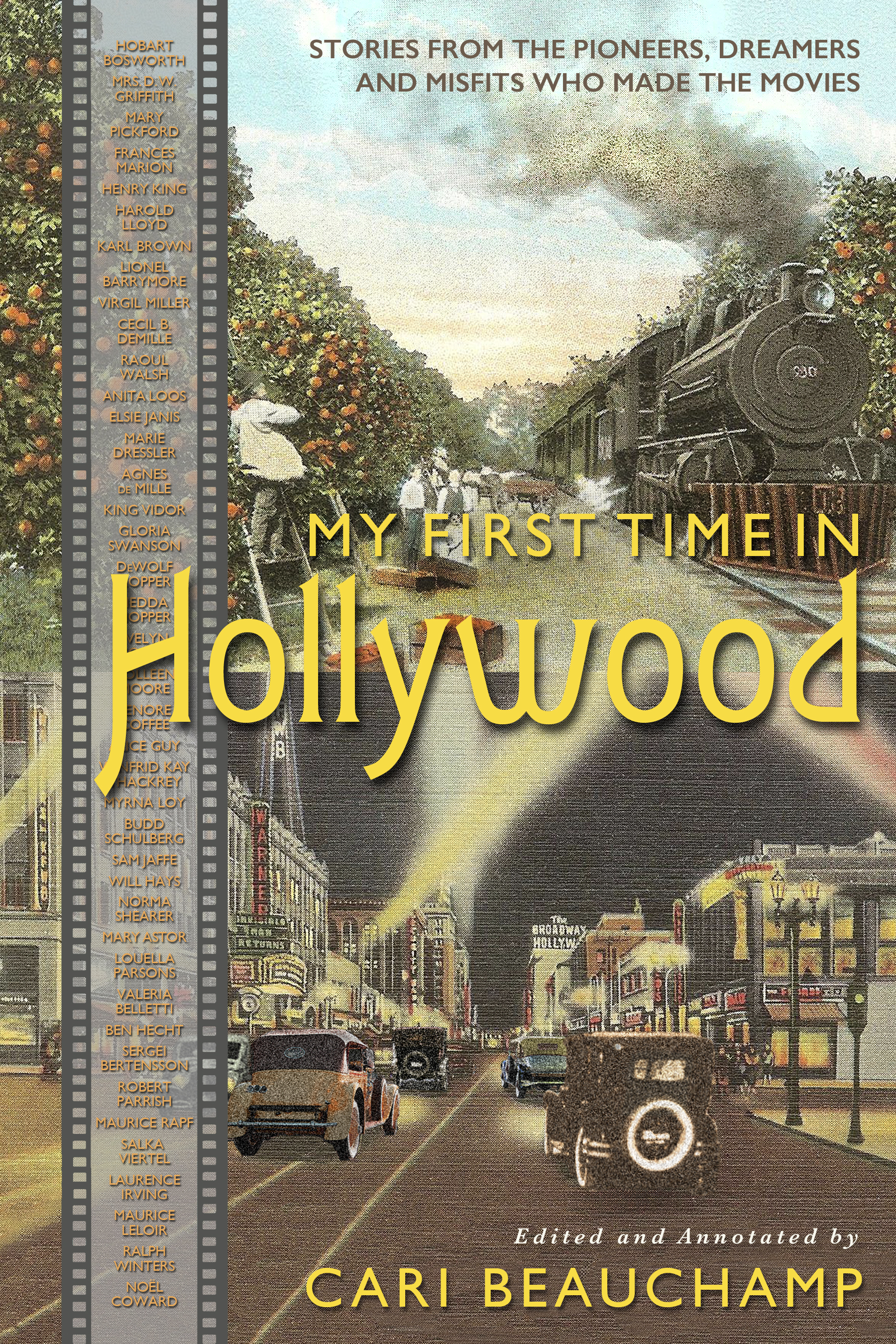 Cover of First Time in Hollywood