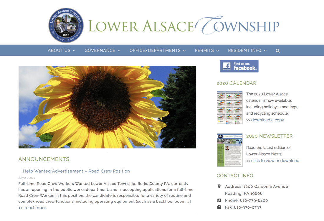 Lower Alsace Township