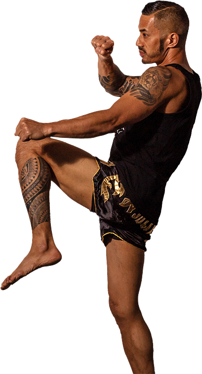 Coach Jace - Mission Muay Thai