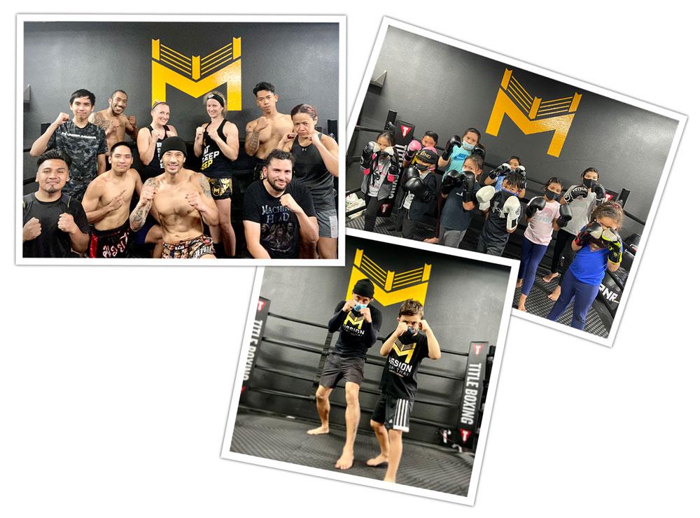 Mission Muay Thai - Photos