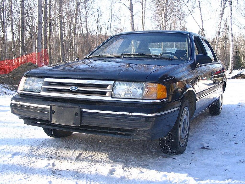 1989 Ford Tempo AWD Sedan