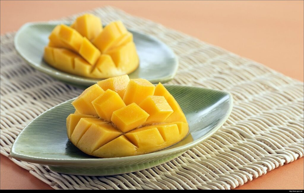 types of mangoes with pictures