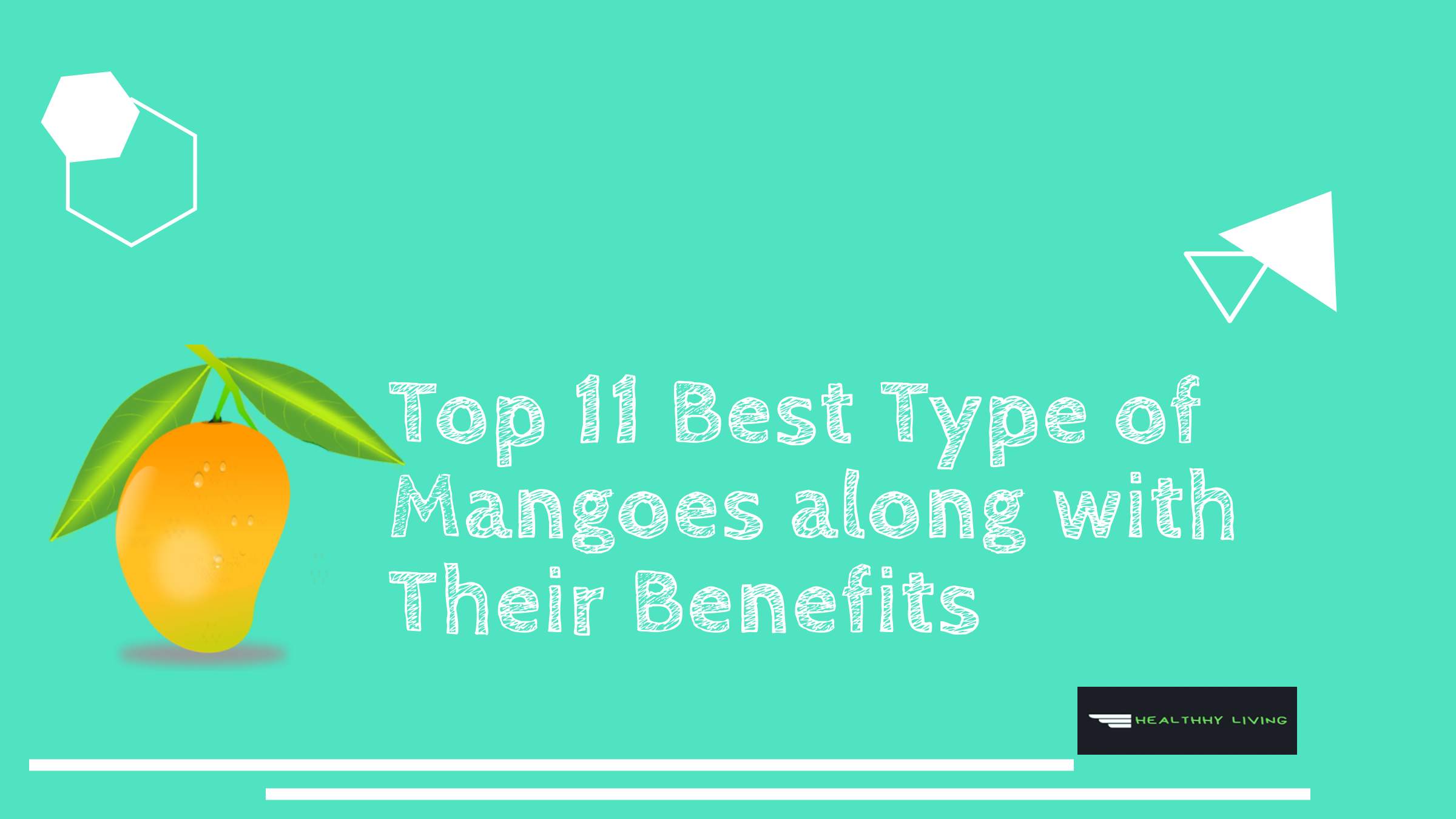 mango fruit types