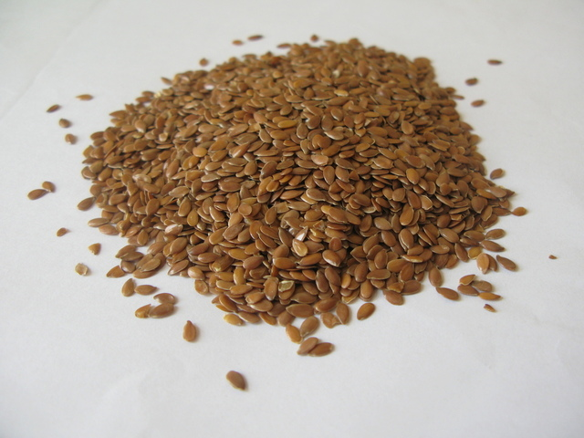 image of flaxseed