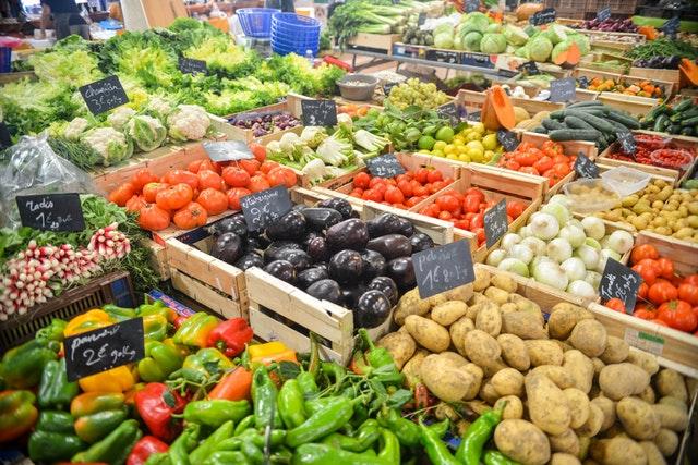 list of vegan foods