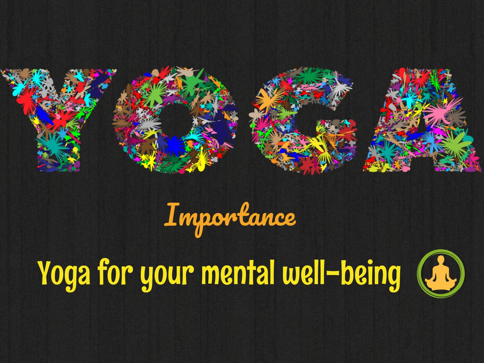 yoga essay