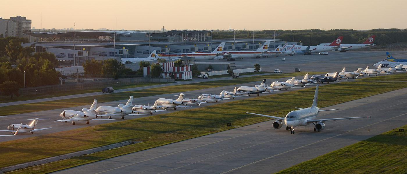 Ukraine Airport System – UEFA Euro 2012 Championships