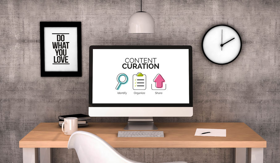 Curate Content for Your Small Business