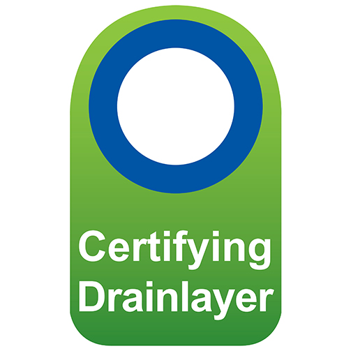 Certifying Drainlayer