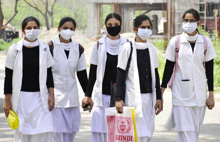 Nurses: Superheroes in the War Against Covid