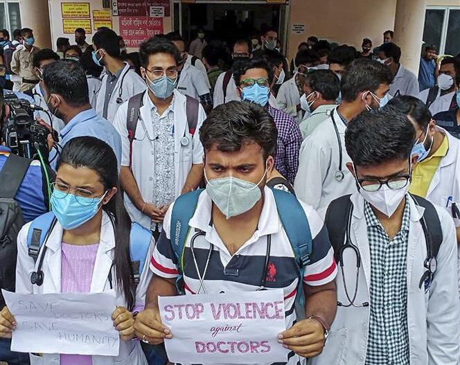 Stop Violence Against Doctors