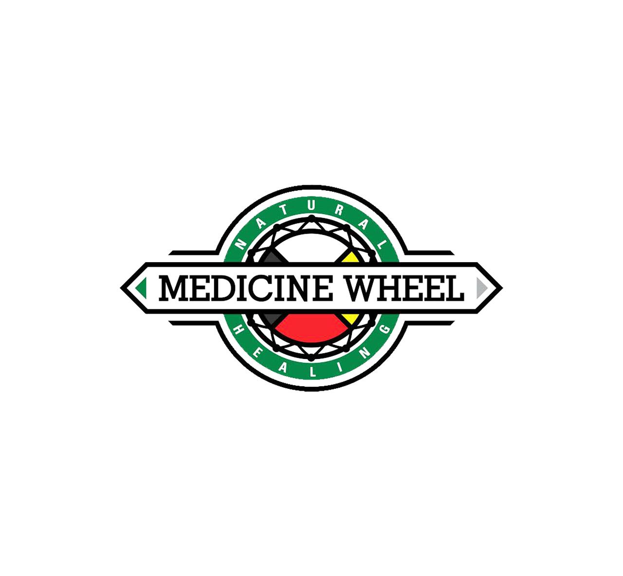 logo medicine wheel