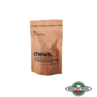 Chews Sweet Potato Dog Treats