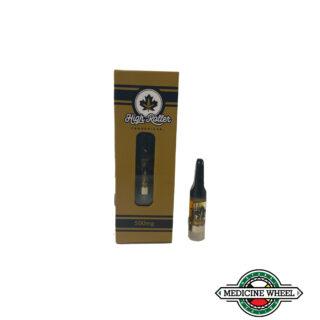 High Roller Vaporizer Cartridge .5ml