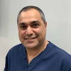 Dr Ash Nazari