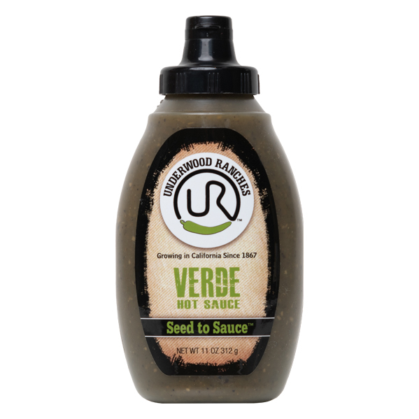 underwood ranches verde hot sauce