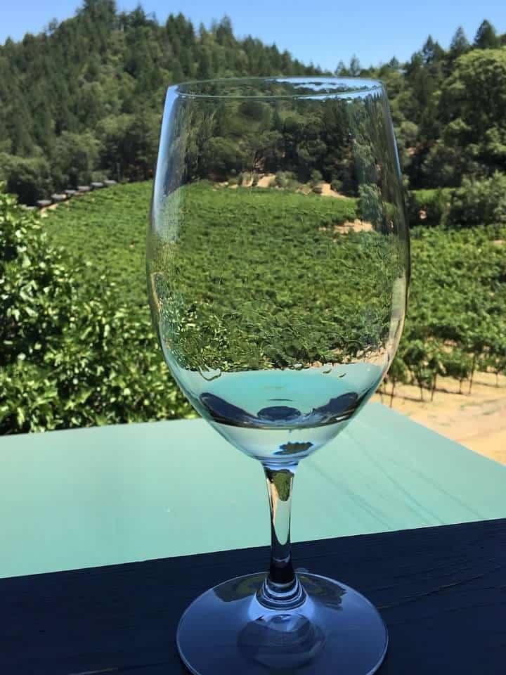 Wine Glass Pic 1