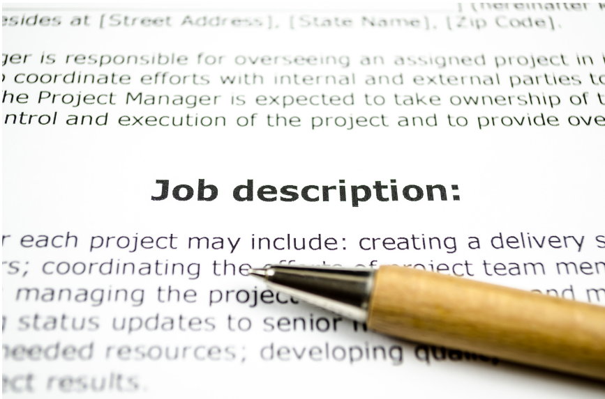 Things To Look For In A Job Description