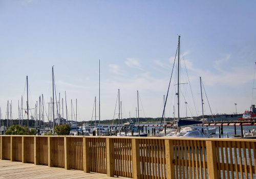 Enjoy The Chesapeake Bay Views | Norfolk VA Marina | Bay Point Marina