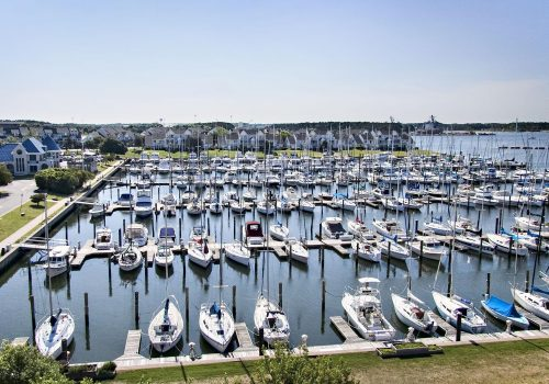 Norfolk VA Marina | Bay Point Marina | Over 300 Deep Water Boat Slips