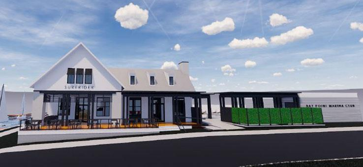 Enjoy Our New Restaurant & Club | Norfolk VA Marina | Bay Point Marina