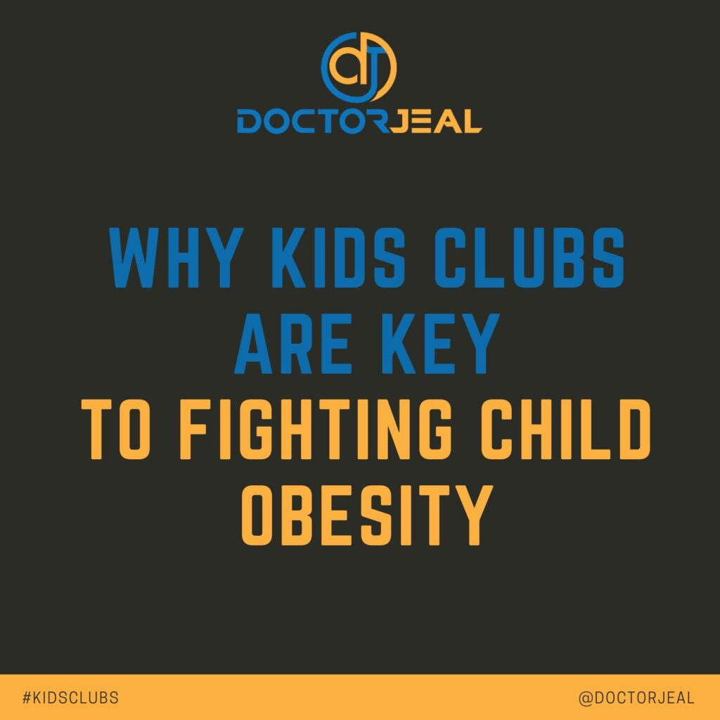 Why Kids Clubs Are Key To Fighting Child Obesity