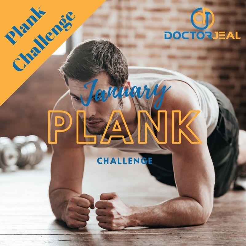 #PlankawayJanuary Titles - DoctorJeal - Male