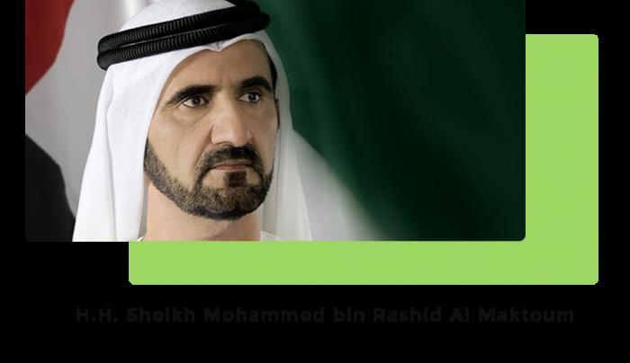 H H Sheikh Mohammad Bin Rashid Al Maktoum