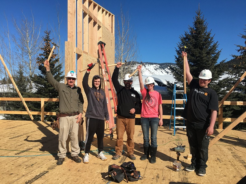 Habitat for Humanity, Wind River Country