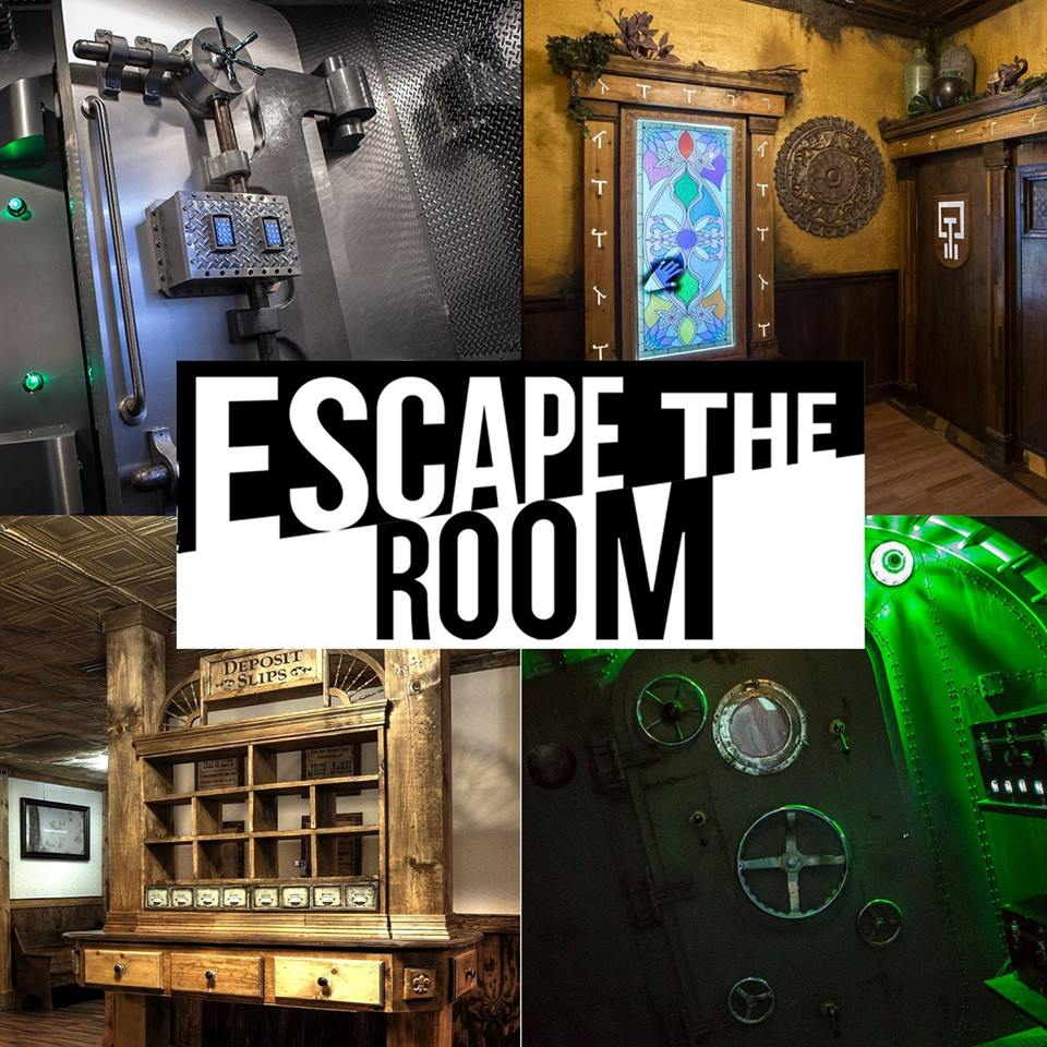 Escape-the-room-themed birthday-party