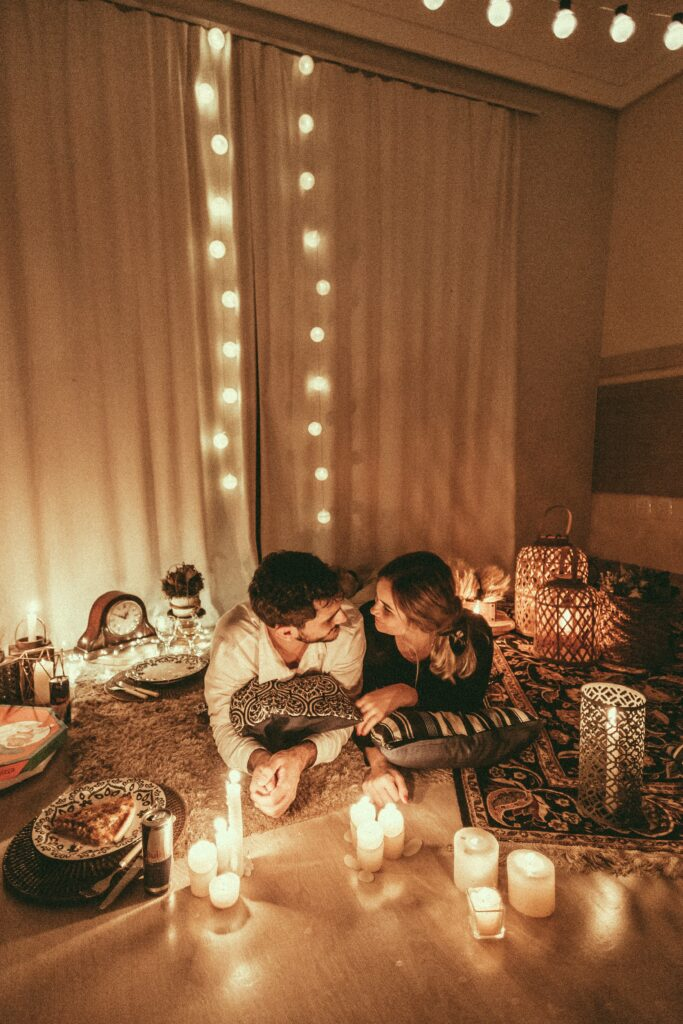 Image of: 4 Ideas To Make Your Anniversary Special In Lockdown Marriage Party Planning Valentinesday Party Ideas Inspiring Useful Beautiful Blog Post By Richa Garg Momspresso