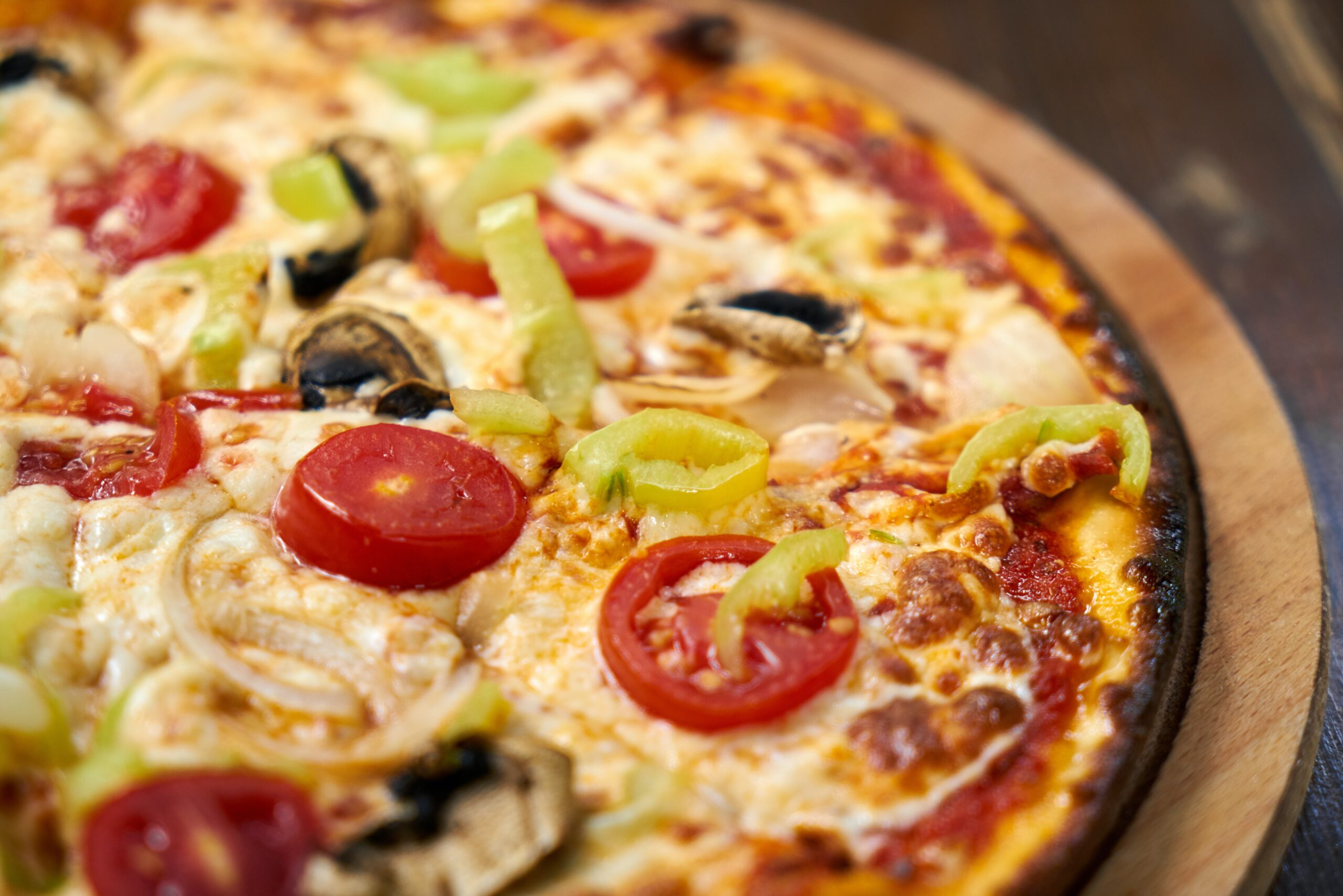 The easiest Homemade Pizza