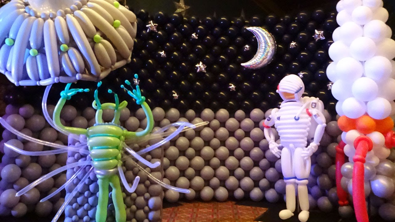 Outer Space Party