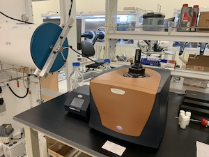 NanoITC Microcalorimeter