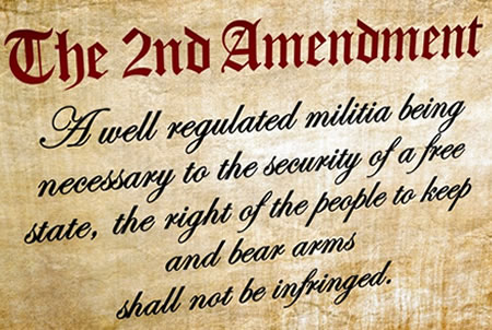 Defend the Second Amendment and Right of Self Defense