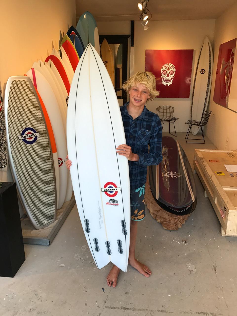 jacob kelly_Bessell custom surfboards