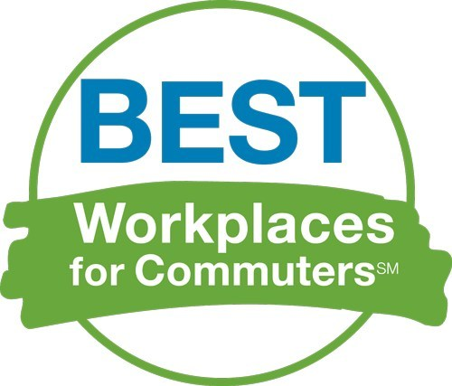 Best Workplaces for Commuters