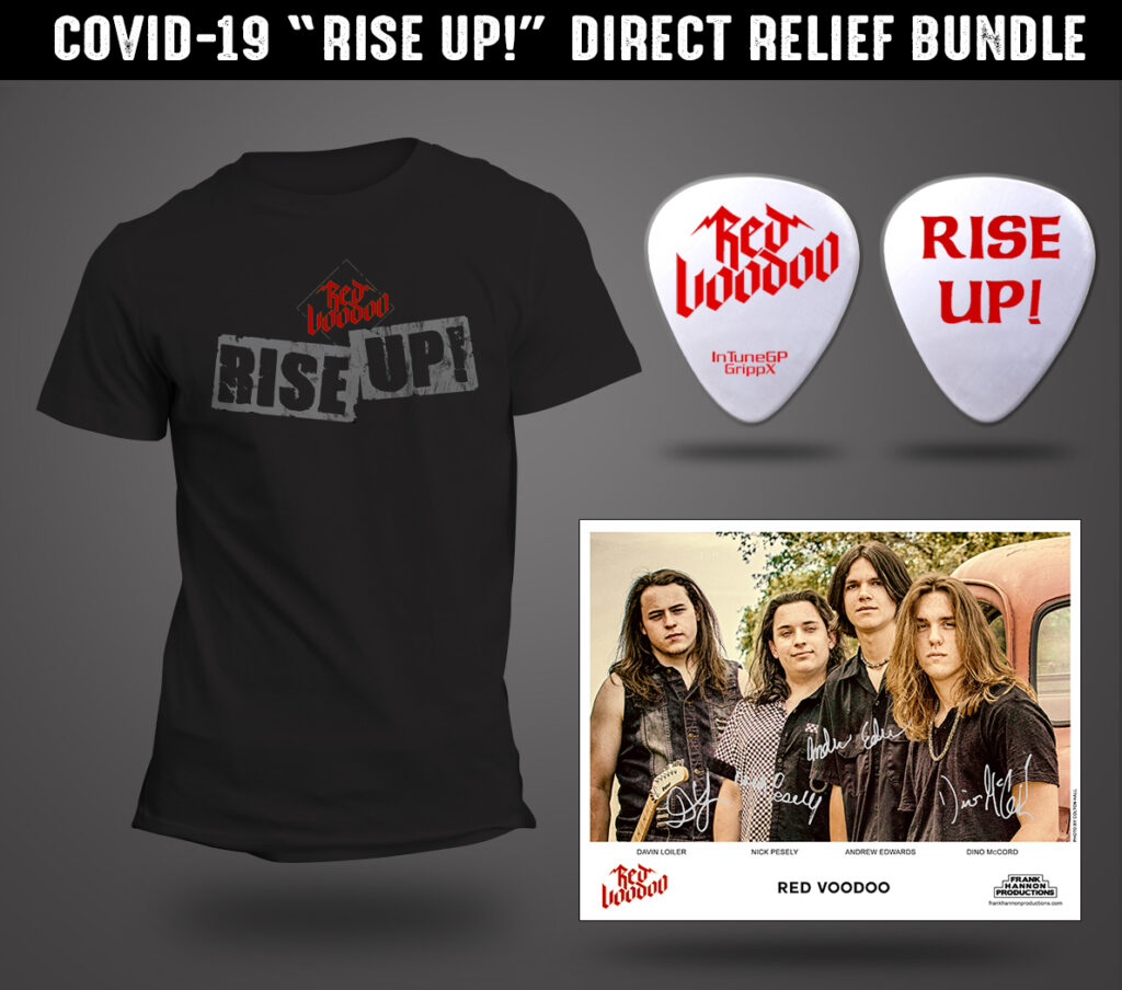 "COVID-19 ""RISE UP!"" DIRECT RELIEF BUNDLE"