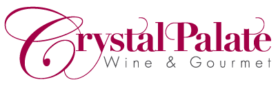 Crystal Palate Wine & Gourmet Logo