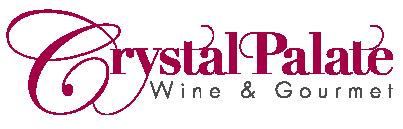 Crystal Palate Wine & Gourmet Logo